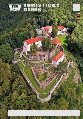Turistický deník - Motiv: Hrad Svojanov