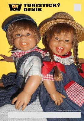Turistický deník - Motiv: Výstava panenek a kočárků v Turnově