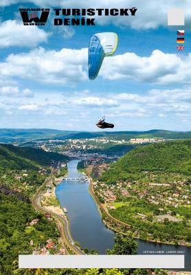 Turistický denník - Motív: Ústí nad Labem