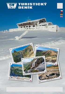 Turistický deník - Motiv: Vrbatova bouda