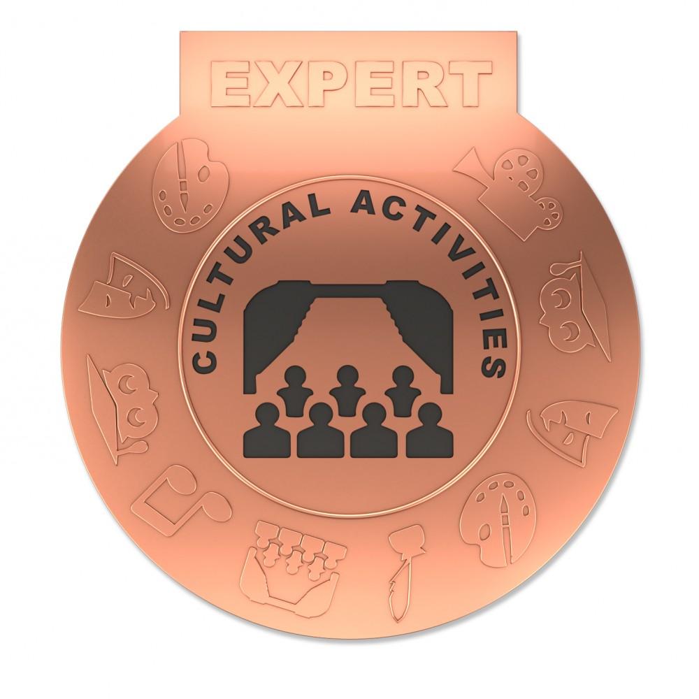 Expert – Kulturní aktivity 50