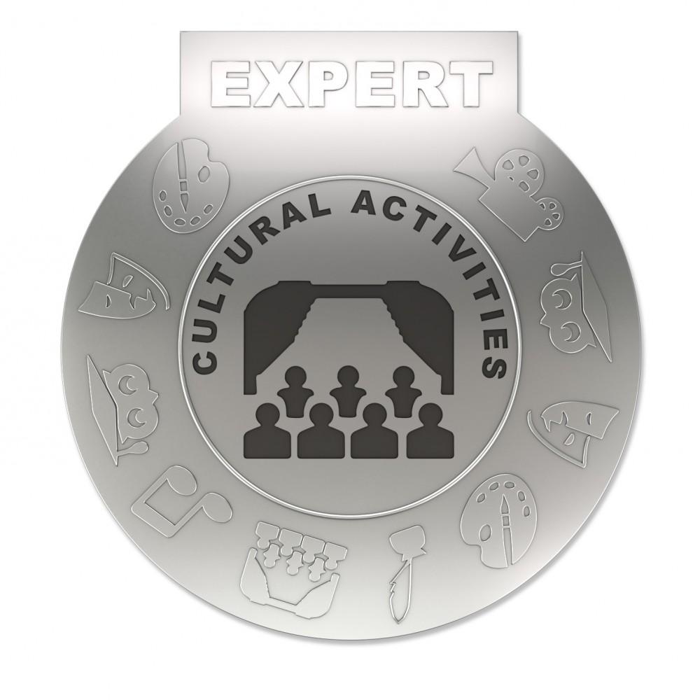 Expert – Kulturní aktivity 100