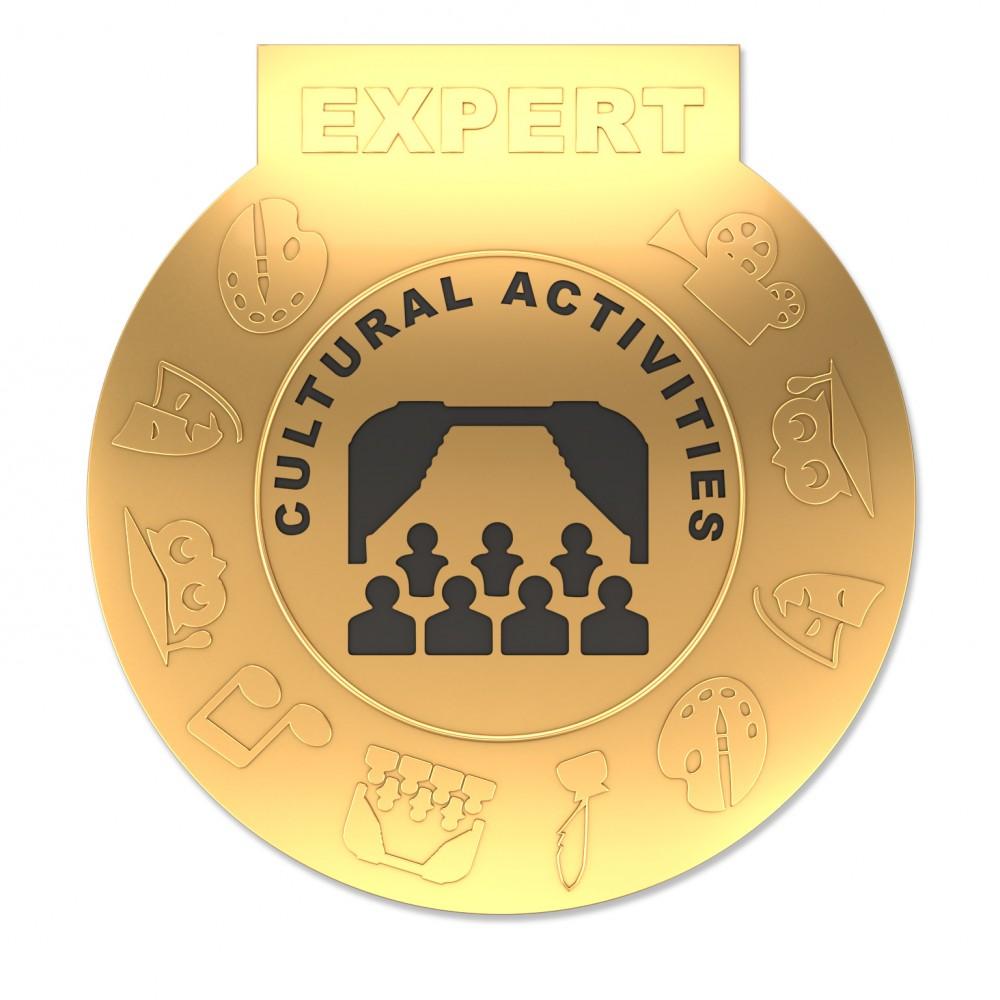 Expert – Kulturní aktivity 150