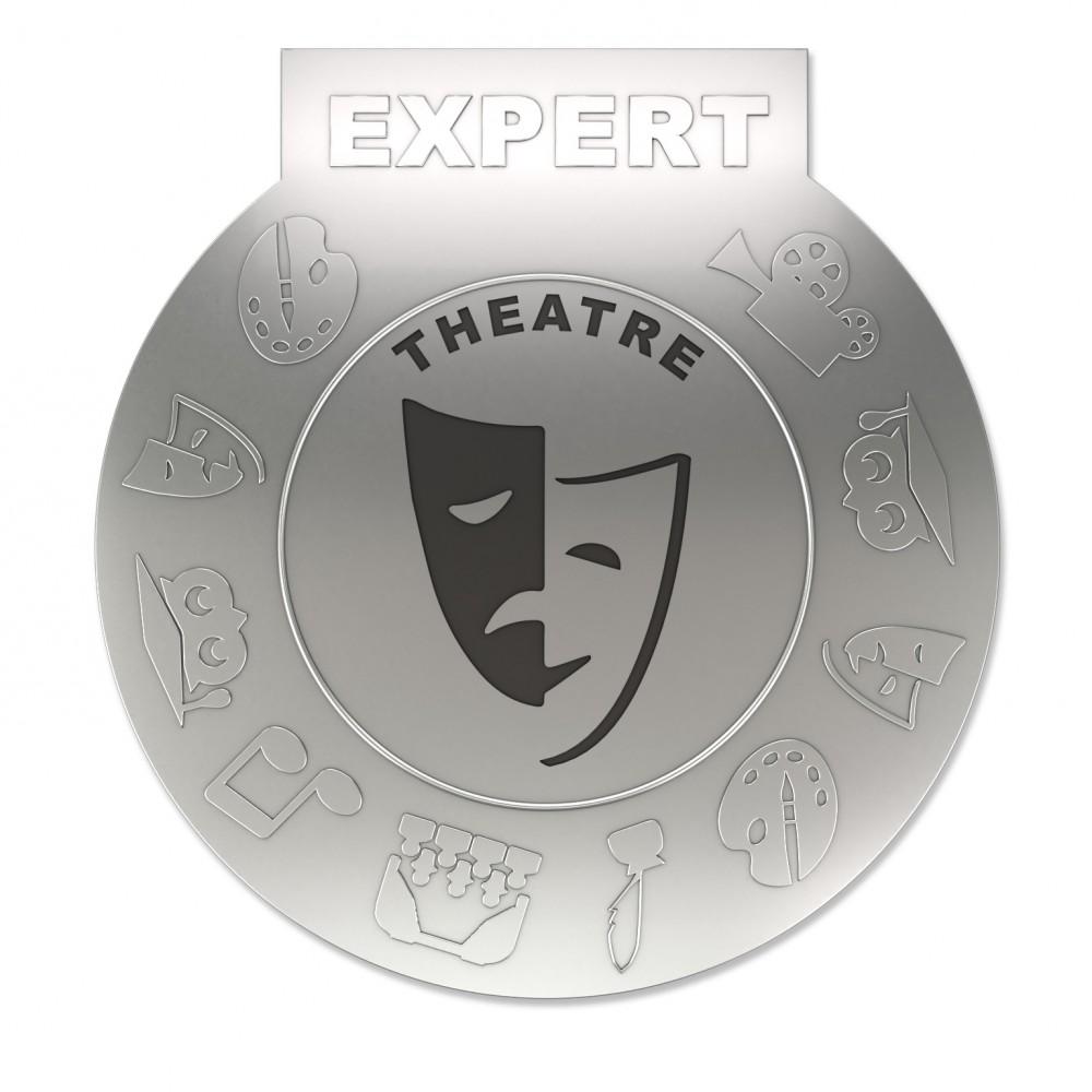 Expert – Divadlo 100