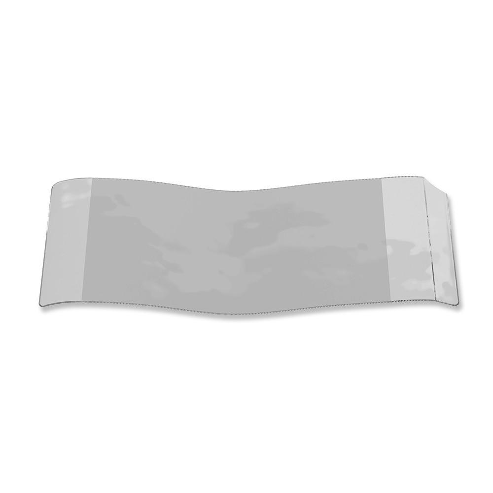 Plastový obal na deník 10,9 x 11,6 cm