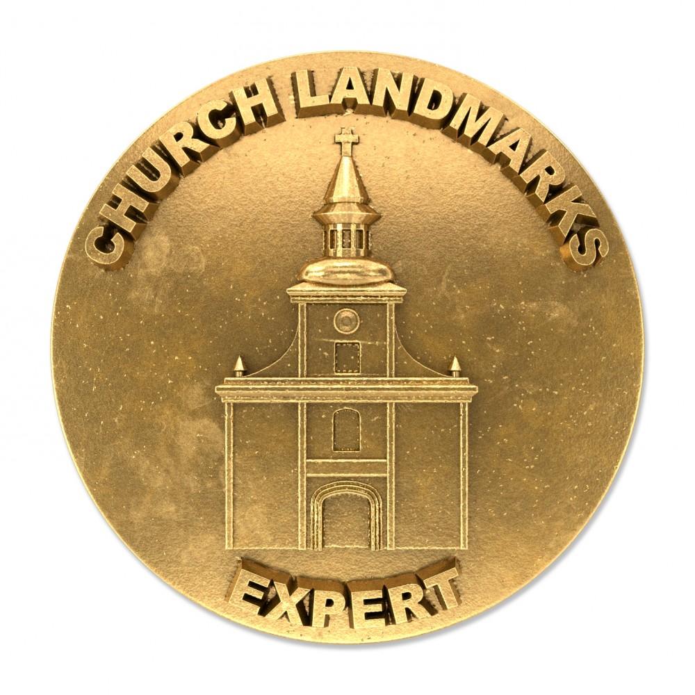 Znalec – Církevní objekty 150