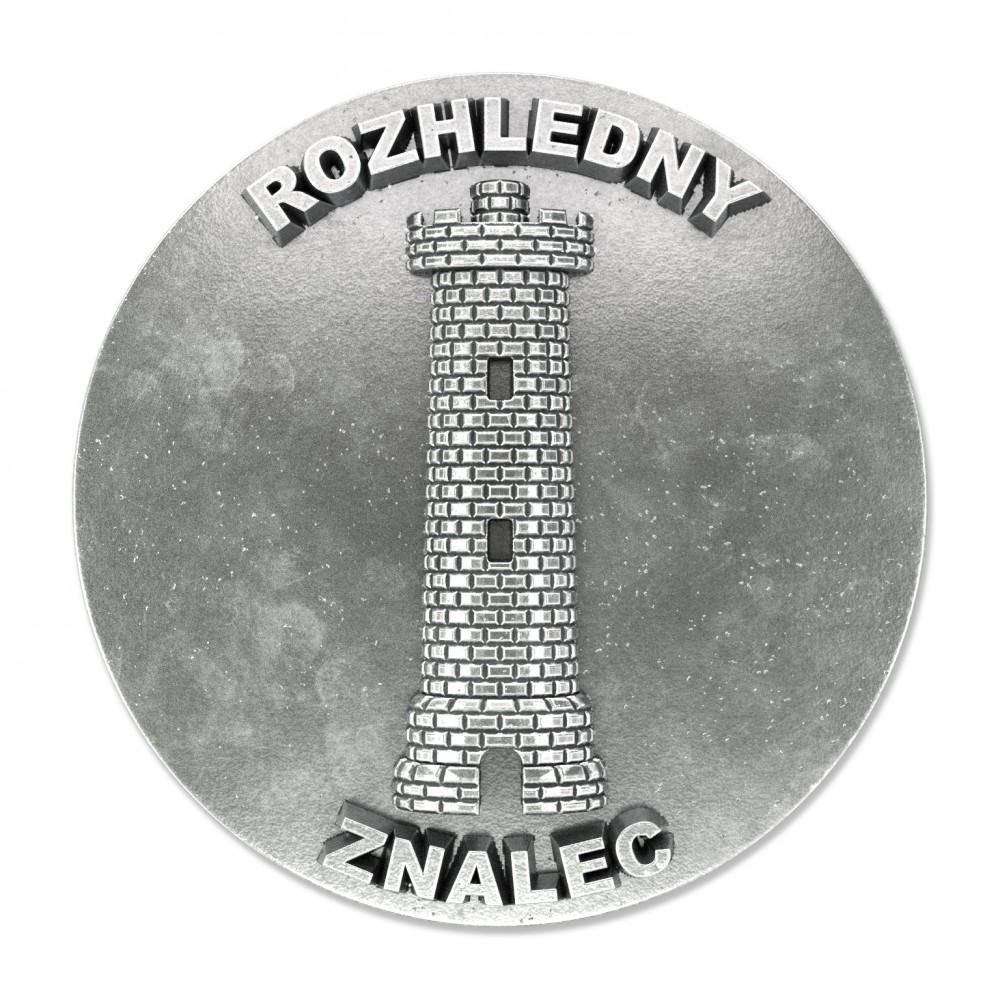 Znalec – Rozhledny a vyhlídkové věže 100