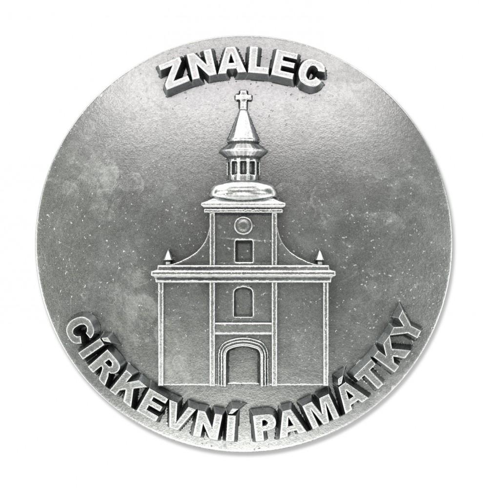 Znalec – Církevní objekty 100