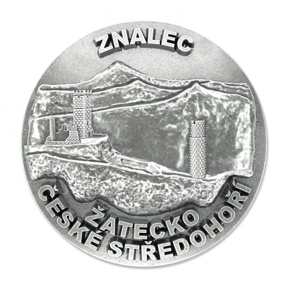 Znalec – České středohoří a Žatecko 100