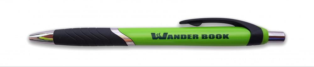 Propisovací tužka - plast, zelená
