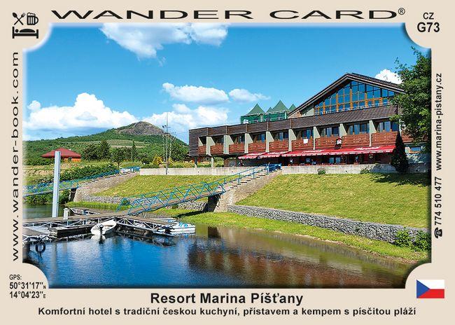 Resort Marina Píšťany
