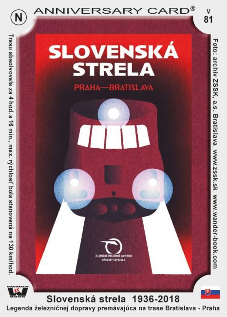 Slovenská strela  1936-2018