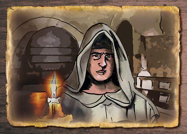 Potulní mniši