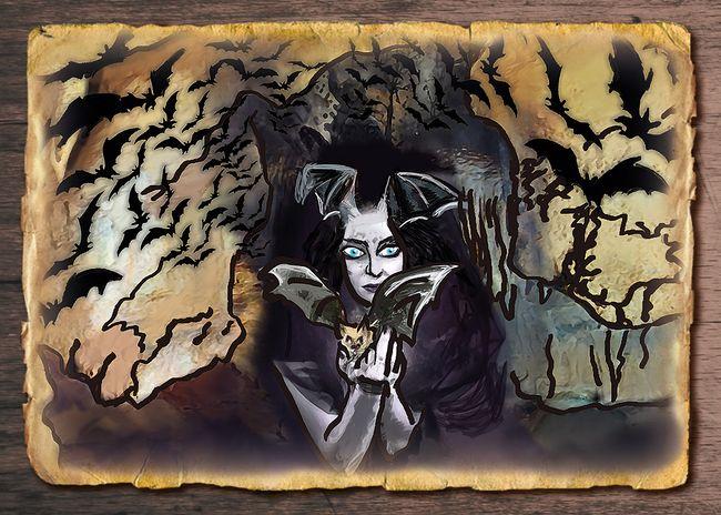 Strašlivá čarodějnice Brulanda
