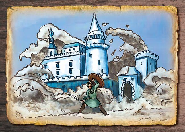 Izrin soľný hrad