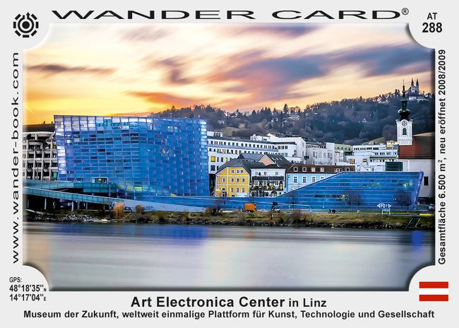 Art Electronica Center in Linz