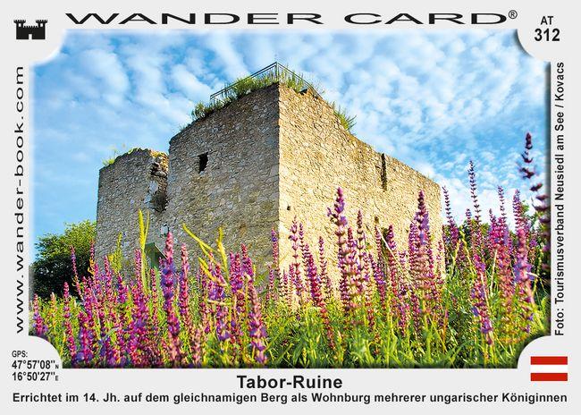 Tabor-Ruine