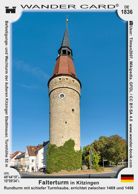 Falterturm in Kitzingen