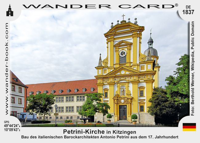 Petrini-Kirche in Kitzingen