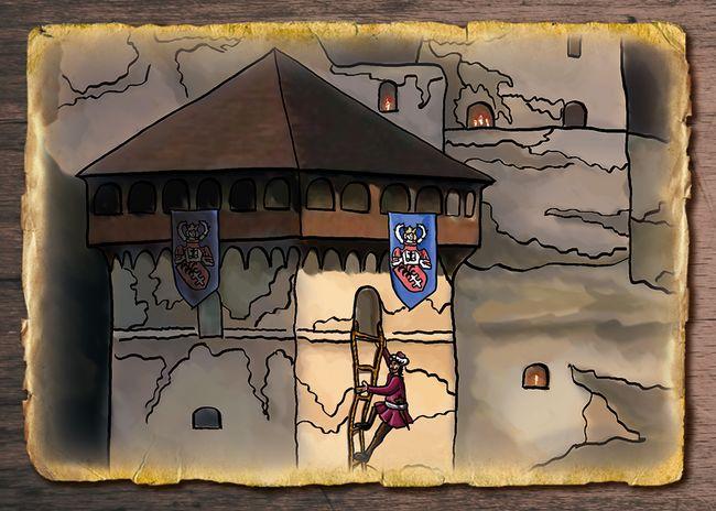 Dobytie Fiľakovského hradu Turkami