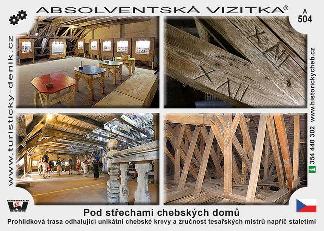 Pod střechami chebských domů