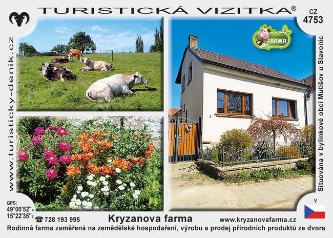 Kryzanova farma