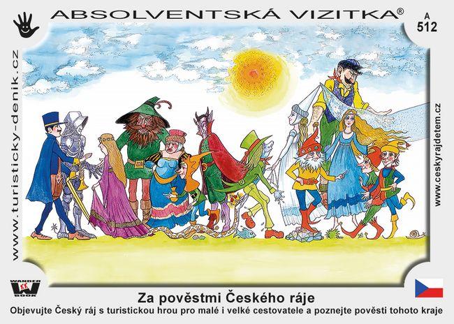 Za pověstmi Českého ráje