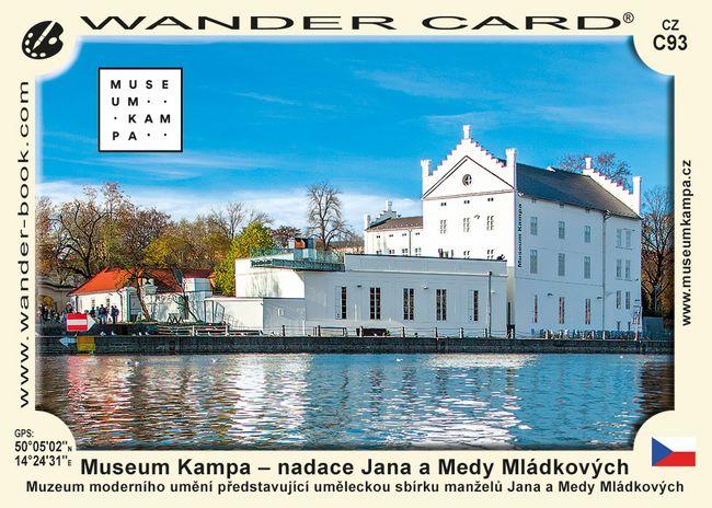 Museum Kampa – nadace Mládkových