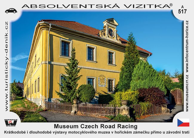 Museum Czech Road Racing
