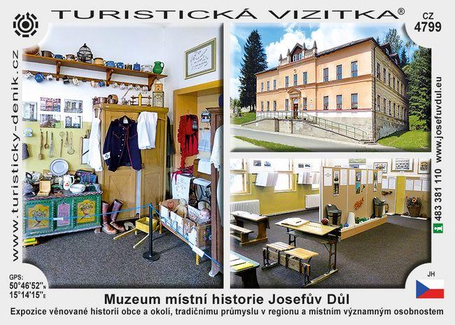 Muzeum místní historie Josefův Důl
