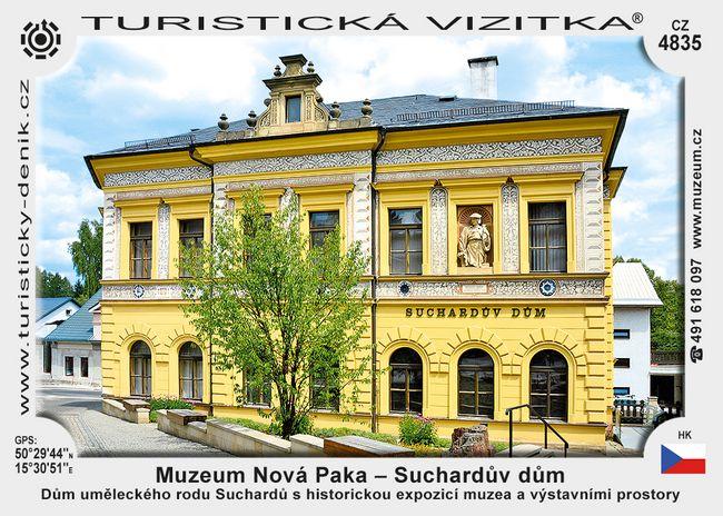 Muzeum Nová Paka – Suchardův dům