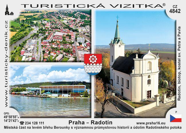 Praha – Radotín