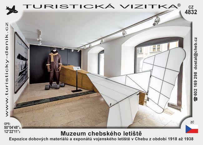 Muzeum chebského letiště