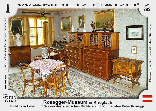 Rosegger-Museum in Krieglach