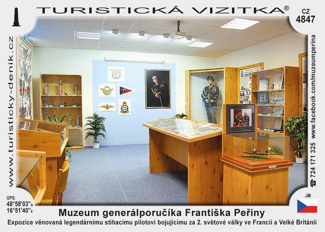 Muzeum generálporučíka Františka Peřiny