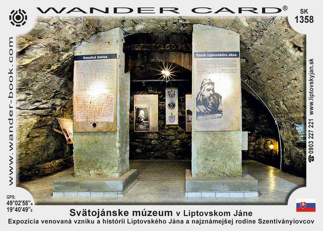 Svätojánske múzeum v Liptovskom Jáne