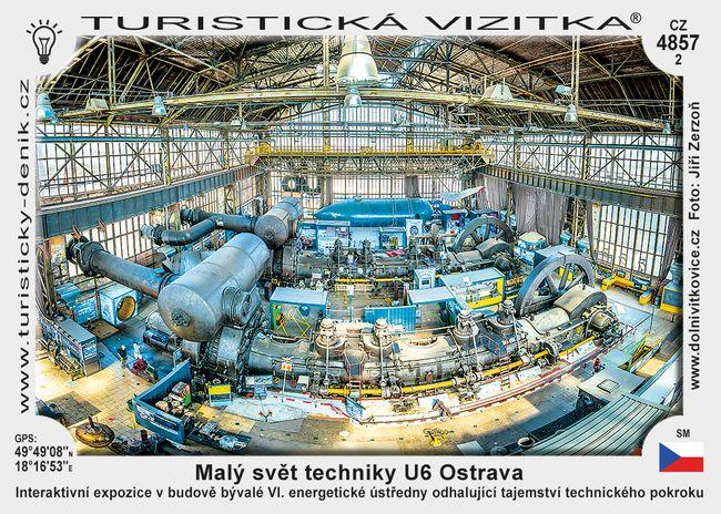 Malý svět techniky U6 Ostrava