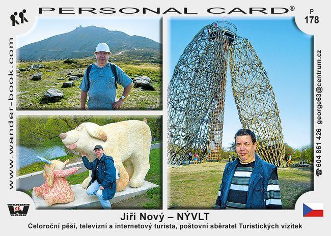 Jiří Nový – NÝVLT