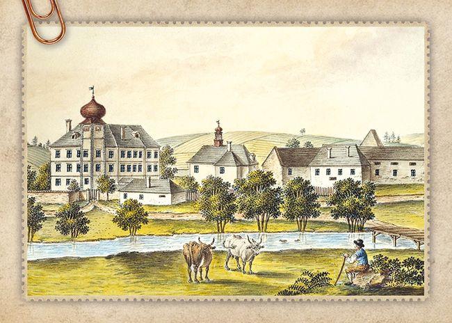 Zámek Adršpach