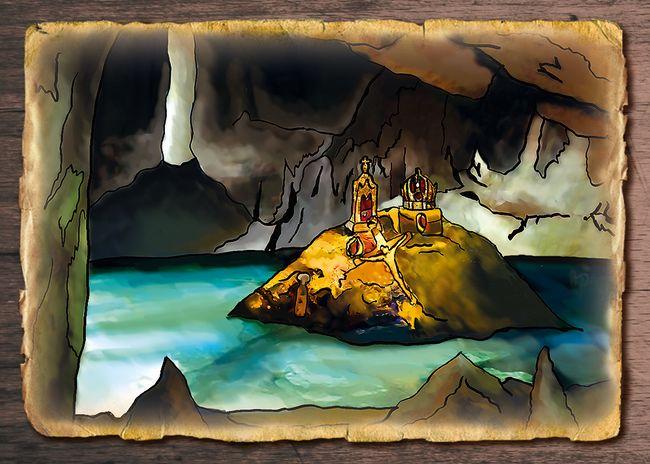 Tajemné podzemí hradu Trosky