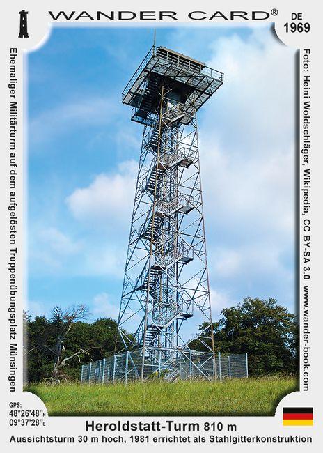 Heroldstatt-Turm