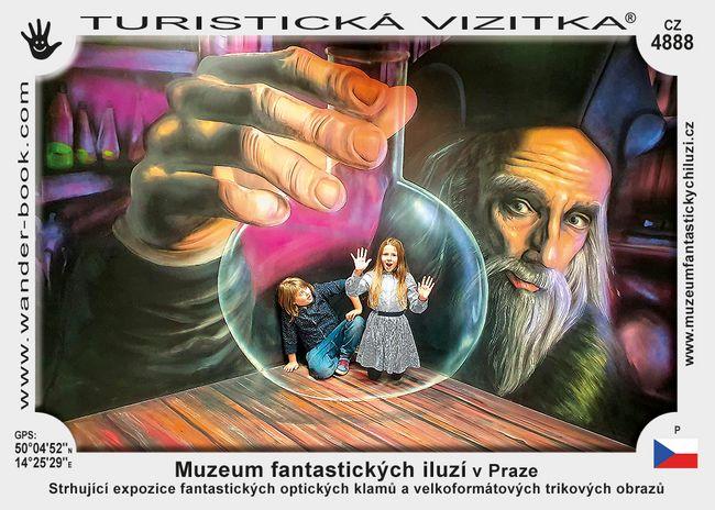 Muzeum fantastických iluzí v Praze