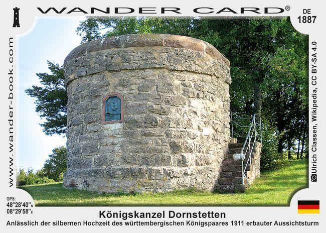 Königskanzel Dornstetten