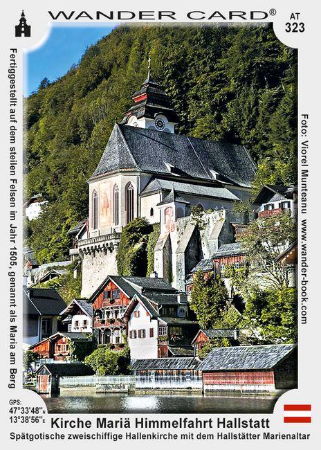 Kirche Mariä Himmelfahrt Hallstatt