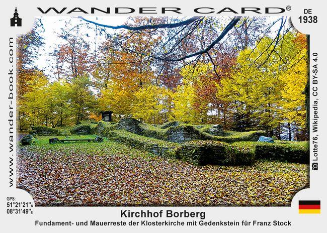 Kirchhof Borberg