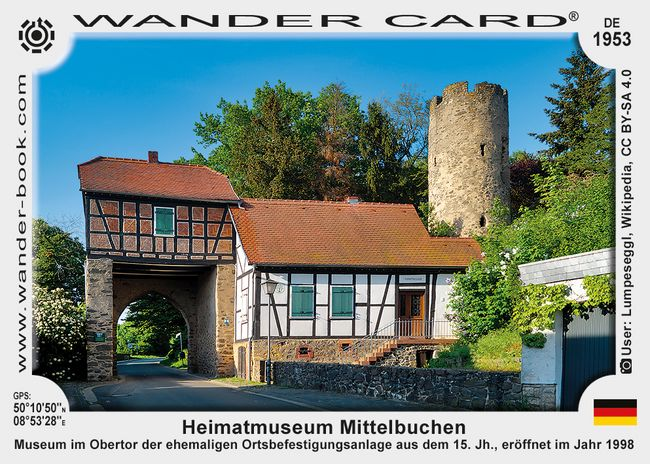 Heimatmuseum Mittelbuchen