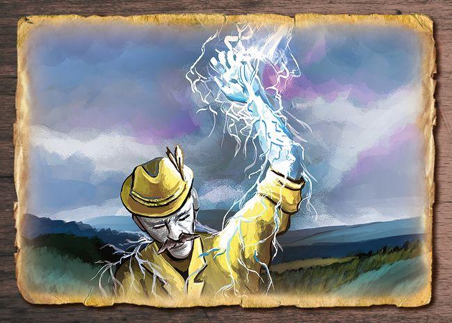Podivný duch Hejmon