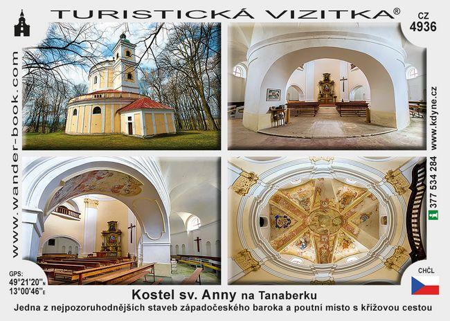 Kostel sv. Anny na Tanaberku