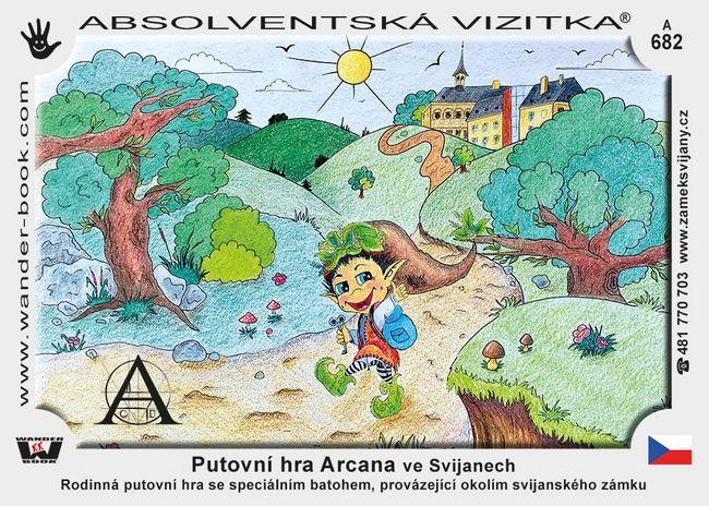 Putovní hra Arcana ve Svijanech