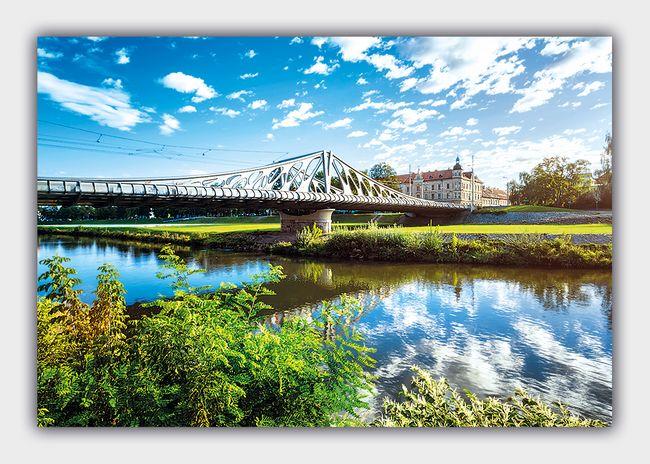 Dlouhý most České Budějovice